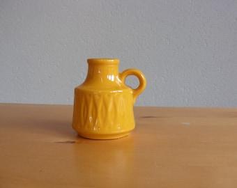 Scheurich 410-7 West German pottery small vase