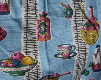 Vintage kitchen fabric REF 464