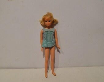 Vintage Skipper Pose 'n Play 1117 Mattel 1972 - 1973