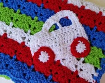 Crochet baby blanket,travel stroller blanket,crib afghan,knit blanket,crochet quilt,crochet throw, baby nursery,shell stitch blanket bedding