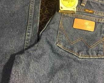 "vintage  Wrangler Jeans 29""-36"" New"