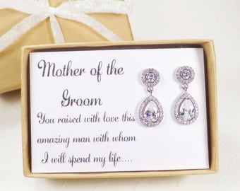 Mother of the groom gift,Mother of the groom earrings,mother of the bride gift,mother of the bride earrings,mother in law gift