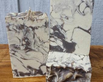 Crackling Birch, soap, bar soap, Natural, Handmade, Homemade, Lather Up Naturally, Artisan, cp