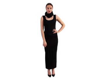 Dress BOHO | Black