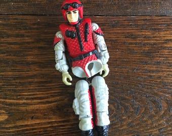 CrazyLegs 1987 GI Joe Figure Assult Trooper / Replacement Figure Vintage