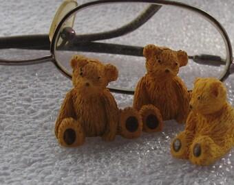 Adoreably Tiny Teddy Bears