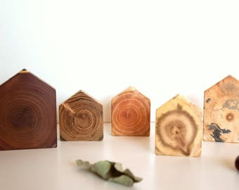 Wooden Toy Blocks/ Wood Houses/ Eco Toy/Education Toys/ Home Decoration/ Kids Room Decor/ Wood Craft Ideas