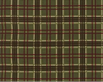 Free US Shipping/Forever Green Christmas Plaid Dark Green