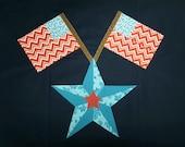 YANKEE DIARY BOM Civil War Quilts Sampler 2017.  Blocks 1-4.Pdf Instant Download. Print Yourself. Barbara Brackman Historical Series