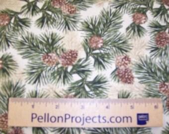 Kanvas 08489 07 cream background with pine cones