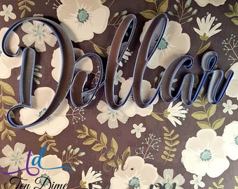 Family Plaque//Anniversary Gift//Wedding Gift//Marriage Gift//Quilled//Framed Artwork//Gifts//For Him//For Her//Quilled//Last Name Gift