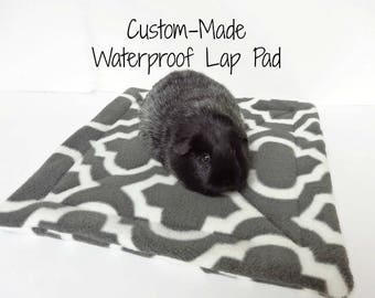 Create Your Own Waterproof Lap Pad - For Guinea Pigs, Hedgehogs, Rabbits, Rats, and more!