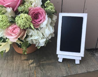 Mini Chalkboard Table Stands, Buffet Labels, Chalkboard Signs, Wedding Chalkboards, Chalkboard Label Stands