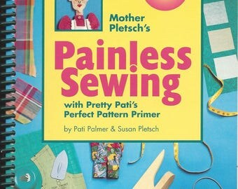 Mother Pletsch's Painless Sewing book