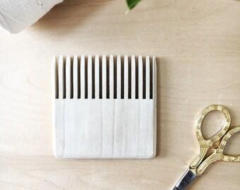 Weaving Comb / Weaving Beater