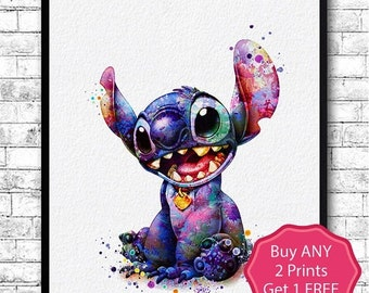 "Shop ""lilo and stitch"" in Art & Collectibles"