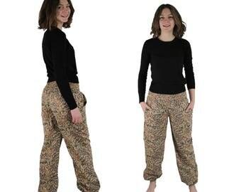 Yoga Trouser Sarouel Pant Harem Pant