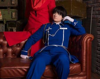 Fullmetal alchemist - Roy Mustang - cosplay costume