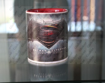 Batman v superman Mug