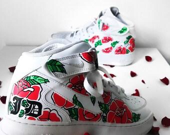 """Nike Air Force 1 """"Roses"""""""