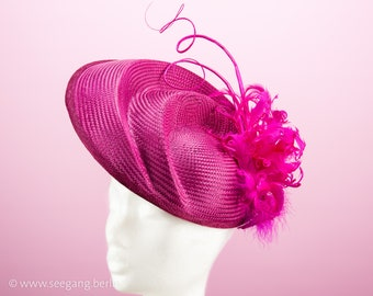 Pretty in Pink Headdress