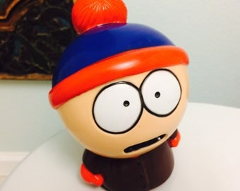 South Park Bank, Stan Marsh, Street Players, Comedy Central Coin Bank