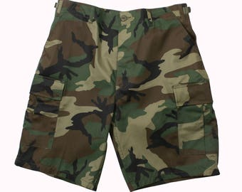 Camouflage shorts for SID Iplehouse , 9 camouflage colors