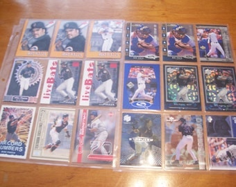 Mike Piazza Baseball Cards