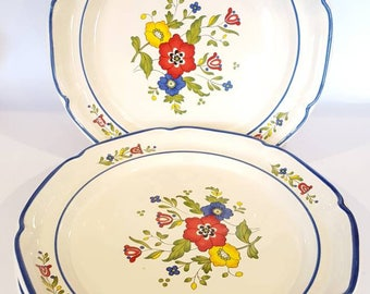 Inter-National Provincial Stoneware Dinnerware Set