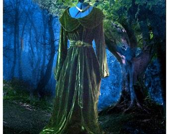 Victorian Coat |  Renaissance, Bohemian, Goth, Gothic, Fantasy, LOTR, LARP, Gypsy, Romantic, Elf, Elven, Elvish, Cosplay, Fae, Fairy, Faerie