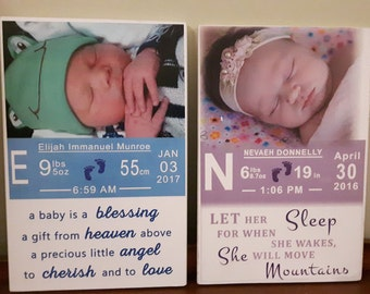 New born baby signs!
