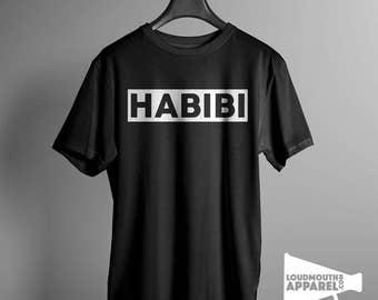 Habibi Men's T-Shirt Love Tee