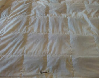 Weighted blanket. Adult value insert, single duvet size