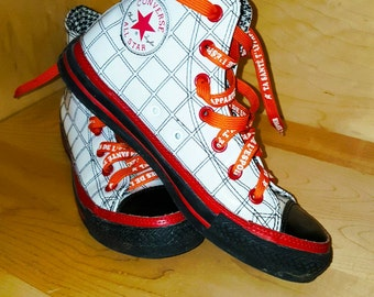 CONVERSE* Collectible Hightop Sneakers  Size 5.5