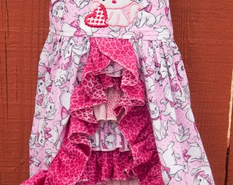 Sun dress - Hello Kitty in Pink  (3T)