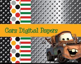 Cars Digital Paper