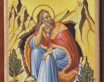 The Holy Prophet Elias.Christian orthodox icon.FREE SHIPPING.