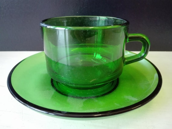 Duralex , vereco France cups and saucers