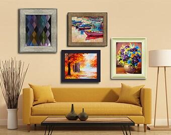 "Personalized Custom Framed Print 18"" x 24"" - Wall Decor"