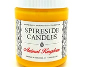 Animal Kingdom ™ Candle - Spireside Candles - Disney Candles - 8 oz Jar