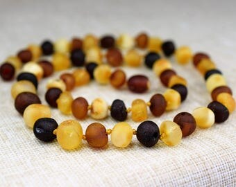 Amber necklace, amber bracelet, raw Baltic amber adult necklace & bracelet, jewelry for women, Baltic amber, Baltic amber necklace adult