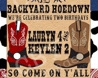 il_340x270.1112441888_dndx hoedown invitation etsy,Hoedown Party Invitations