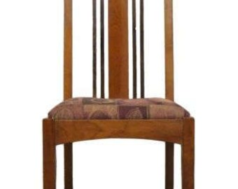 STICKLEY Metropolitan Collection Montauk Side Chair 7750 S Finish 713