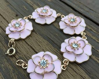 An English Garden Bracelet