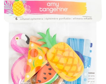 American Crafts | Amy Tan | On A Whim | Dimensional Inflated Ephemera