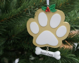 Personalised Christmas decoration,memorial,  dog, pet decoration, family decoration, dog decoration, dog christmas decoration, family pet