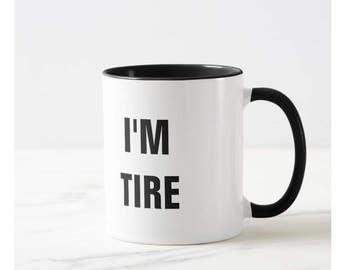Personalized Large Mug, Customized Large Mug, Quote Mug, Funny Mug, Large Cup