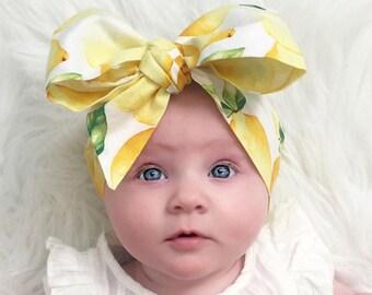 30 Adorable Baby Headbands Etsy