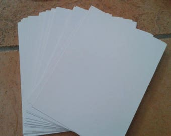 """Card stock for crafts  32 pcs 8.75""""x6.5"""""""