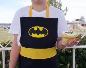Batman Dress Up Apron - DC Superhero